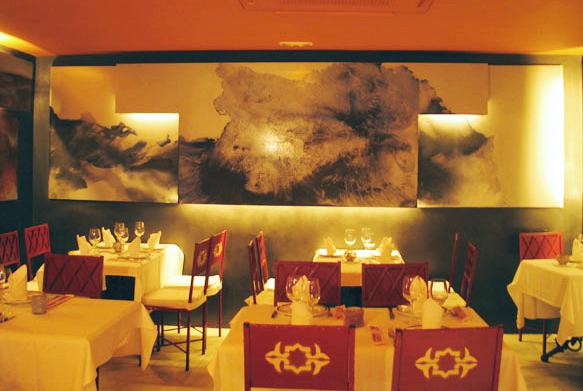 Instalación Restaurante San Marco